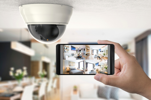 Home CCTV Systems and The Law