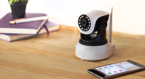 What Is The Difference Between an IP Camera and CCTV?